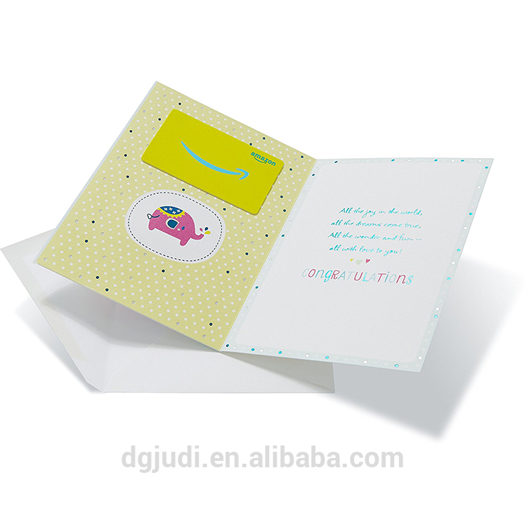 Artpaper handmade teachers' day cards funny music greeting card with packaging