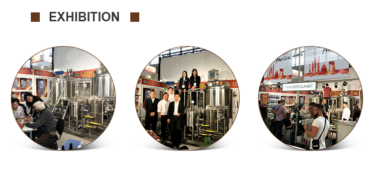 wheat beer brewing kettle supplier