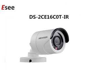 HD 1080P Waterproof IP 67 Mini Bullet camera Hikvision brand 2MP IR tvi camera DS-2CE16C0T-IR