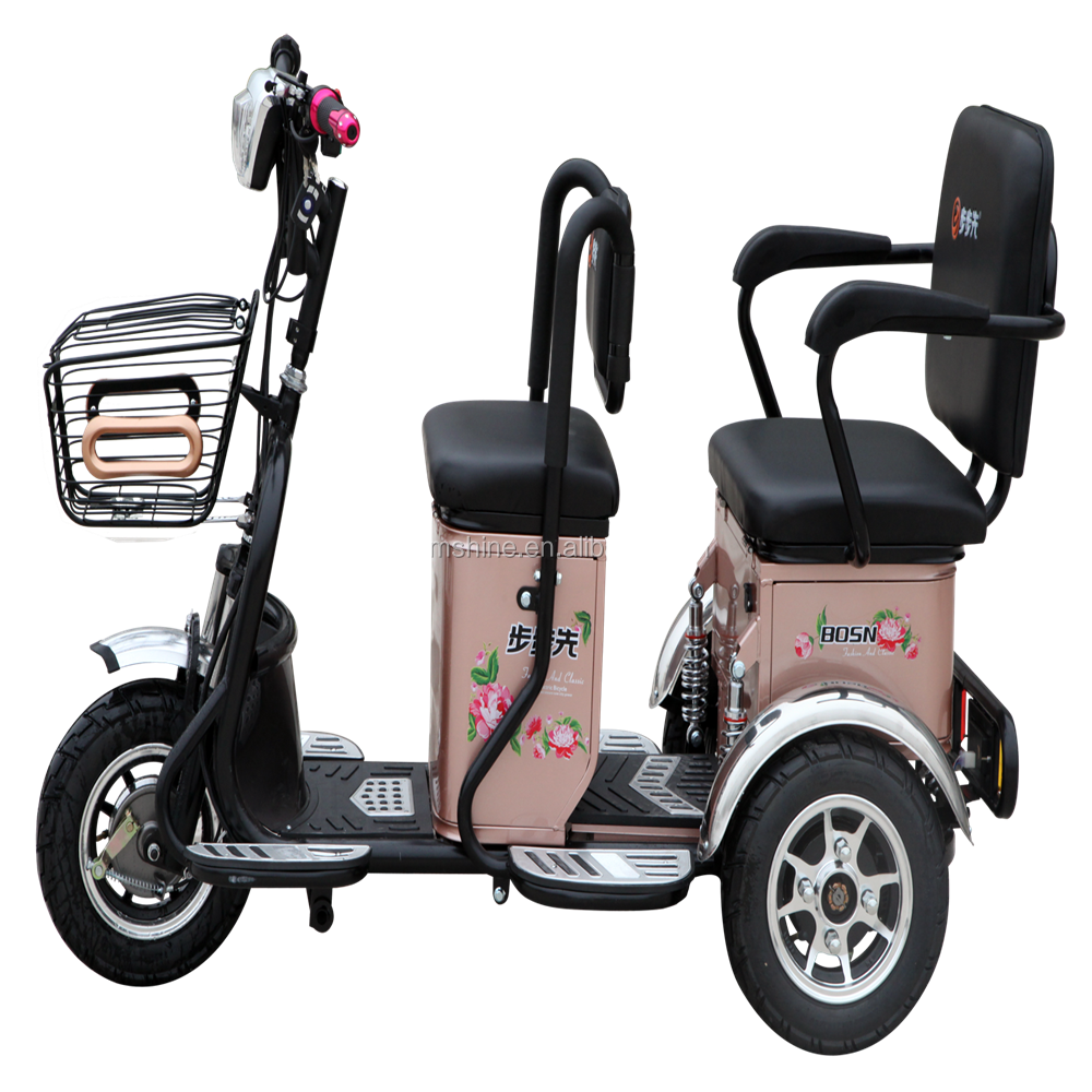 Adult Electric Tricycle 12