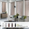 Bintronic Accessories For Sheer Curtains For Home Motorized Vertical Blinds PVC Vertical Blind