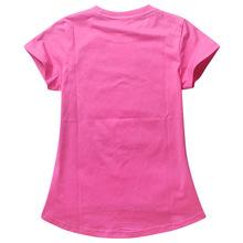 8 16Y Girls T shirt 2015 Descendants New Summer O Neck Short Sleeved Girls T