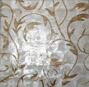 Pearl Shell Mosaic Capiz