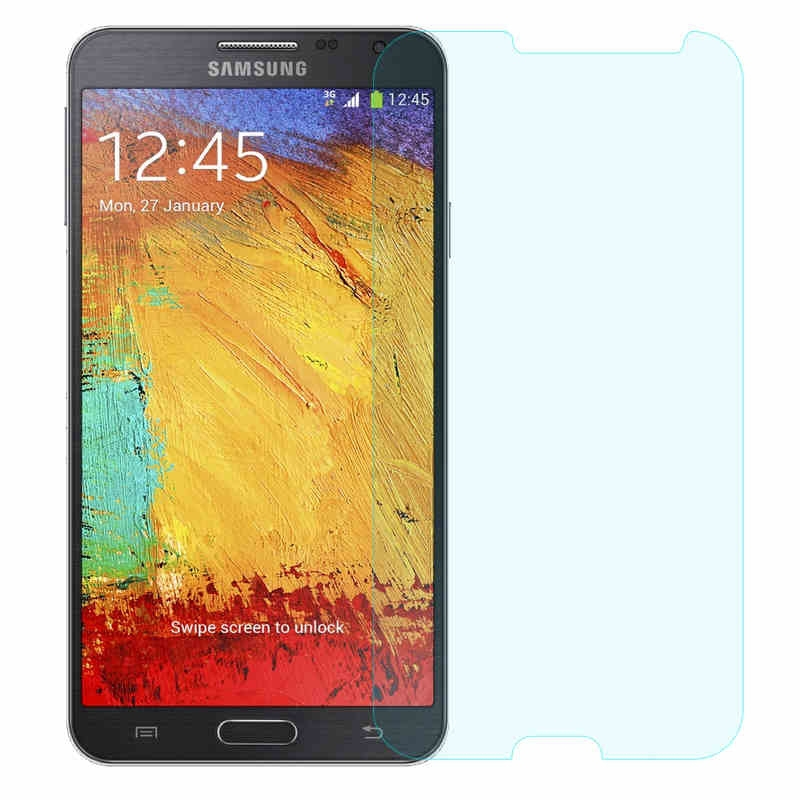 Note3 Neo Tempered Glass Screen Guard For Samsung Note3