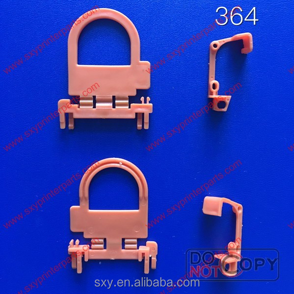 Compatible new toner plastic ring pull CC364A for hp P4015 laser toner cartriedge pull tap