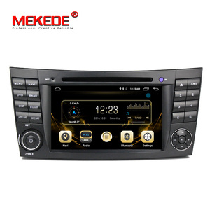 NEW UI!MEKEDE MT3561 7inch Android 7.1 Quad Core car dvd player gps navigation for B enz W211 with 4G/WIFI/LTE/Radio
