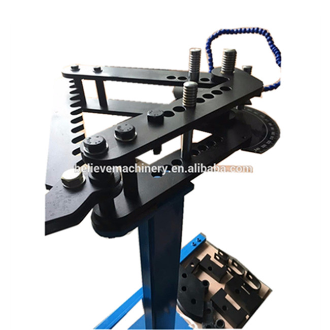 PB-3 compact bender hand pipe bender machine bending machinery tools