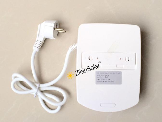 Régulateur de chauffe-eau solaire TK-7