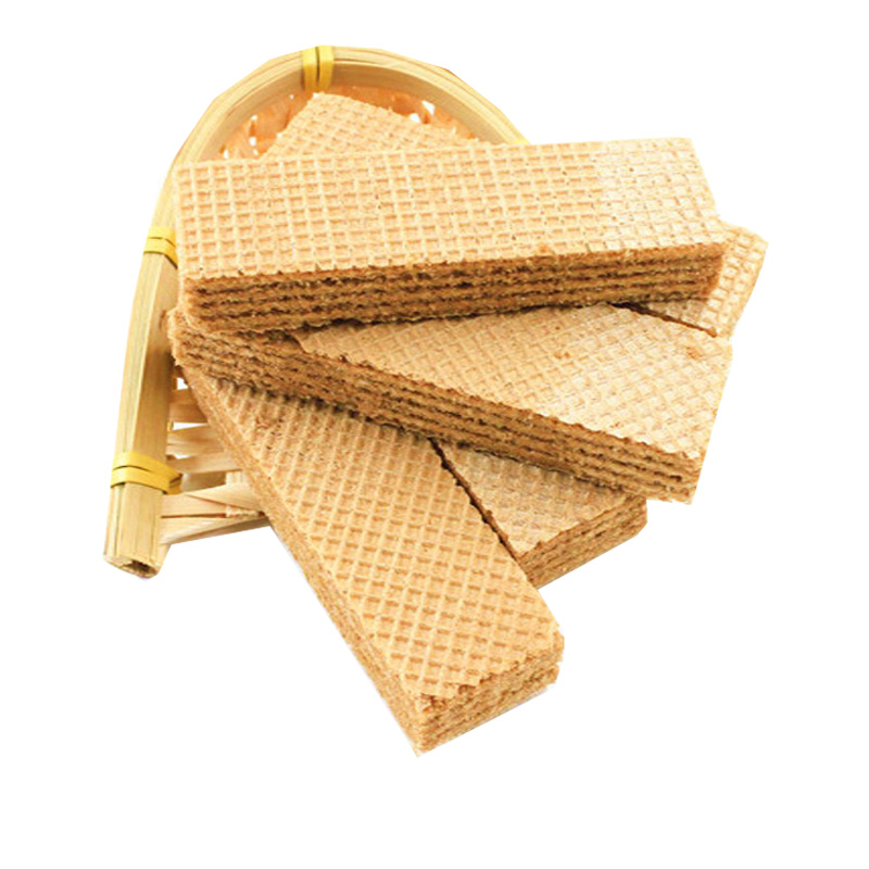 wafer biscuits with OEM private labels