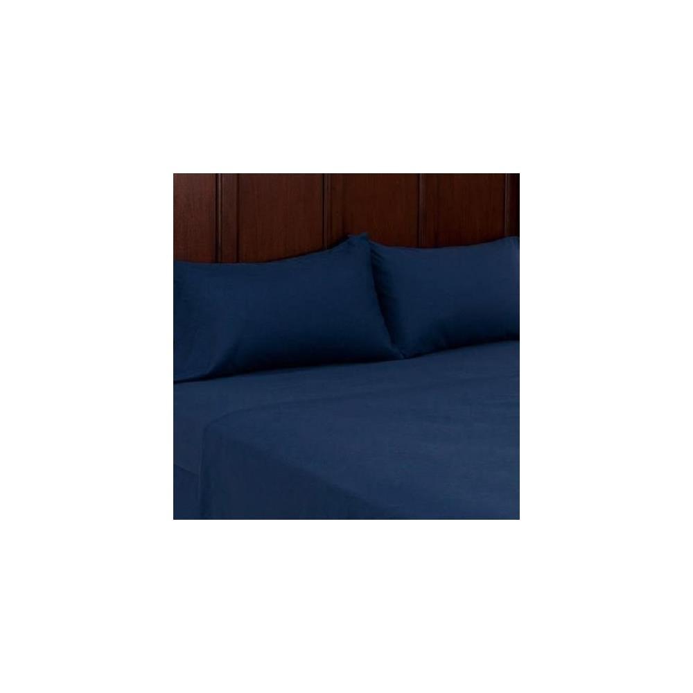 Royal Home Luxury Full Microfiber Sheet Set - Dark Iris