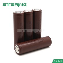 18650 battery LGHG2 3000mah High power lithium ion 18650 battery