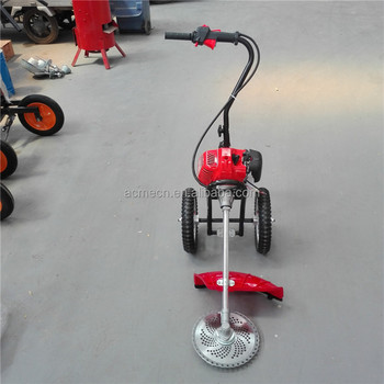 Mini power weeder paddy hand weeder machine for sale