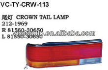 Tail Lamp For Toyota Crown Ls130 88-89