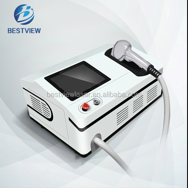 CE portable permanent hair remvoal lady depilator no pain and no risk body hair removal