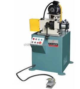 Pipe Chamfering and Deburring Machine
