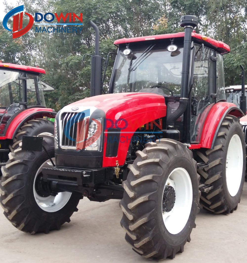 New addvantaged 110hp farm track tractor price for sale