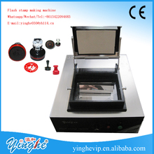yinghe Flash Ink Stamp Machine materials machine