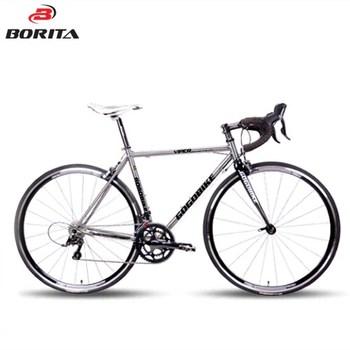 Borita 700*52c Carbon Fiber Frame Road Bicycle Racing Bike For Sale ...