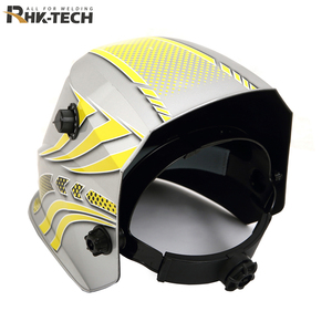 light painting industrial soft External Protective welding grinding helmet