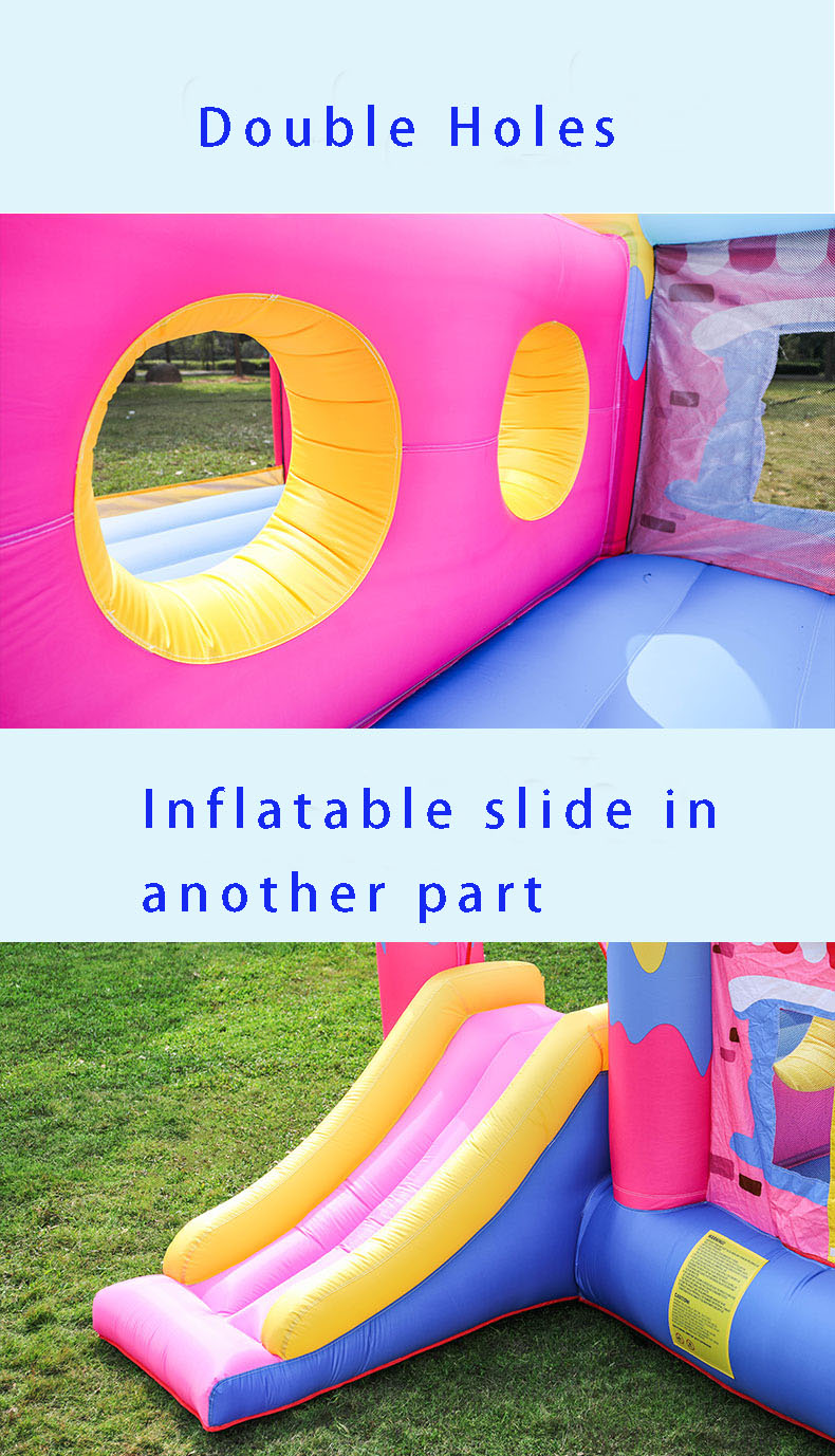 S106A Fast Delivery ISO Certificate Inflatable Fabric Bounce House Art Panels for Sale Wholesale in China