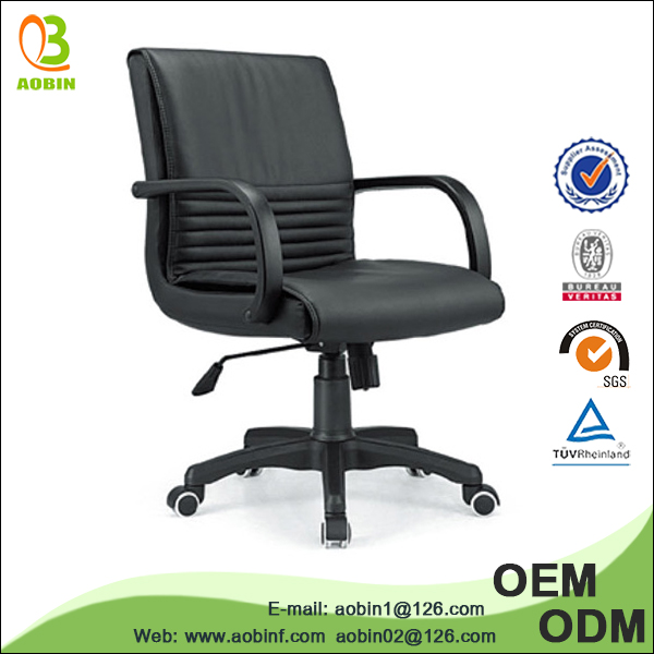 Medium Back With Armrest Office Chair Handle