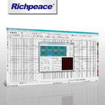 Richpeace Embroidery Quilting Schiffli Garment Design System Software View Quilting Design Richpeace Product Details From Tianjin Richpeace Ai Co Limited On Alibaba Com