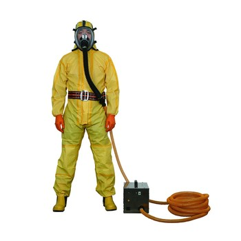Long Tube Electric Supply Air Respirator Breathing