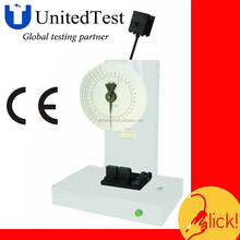 plastic impact resistance tester