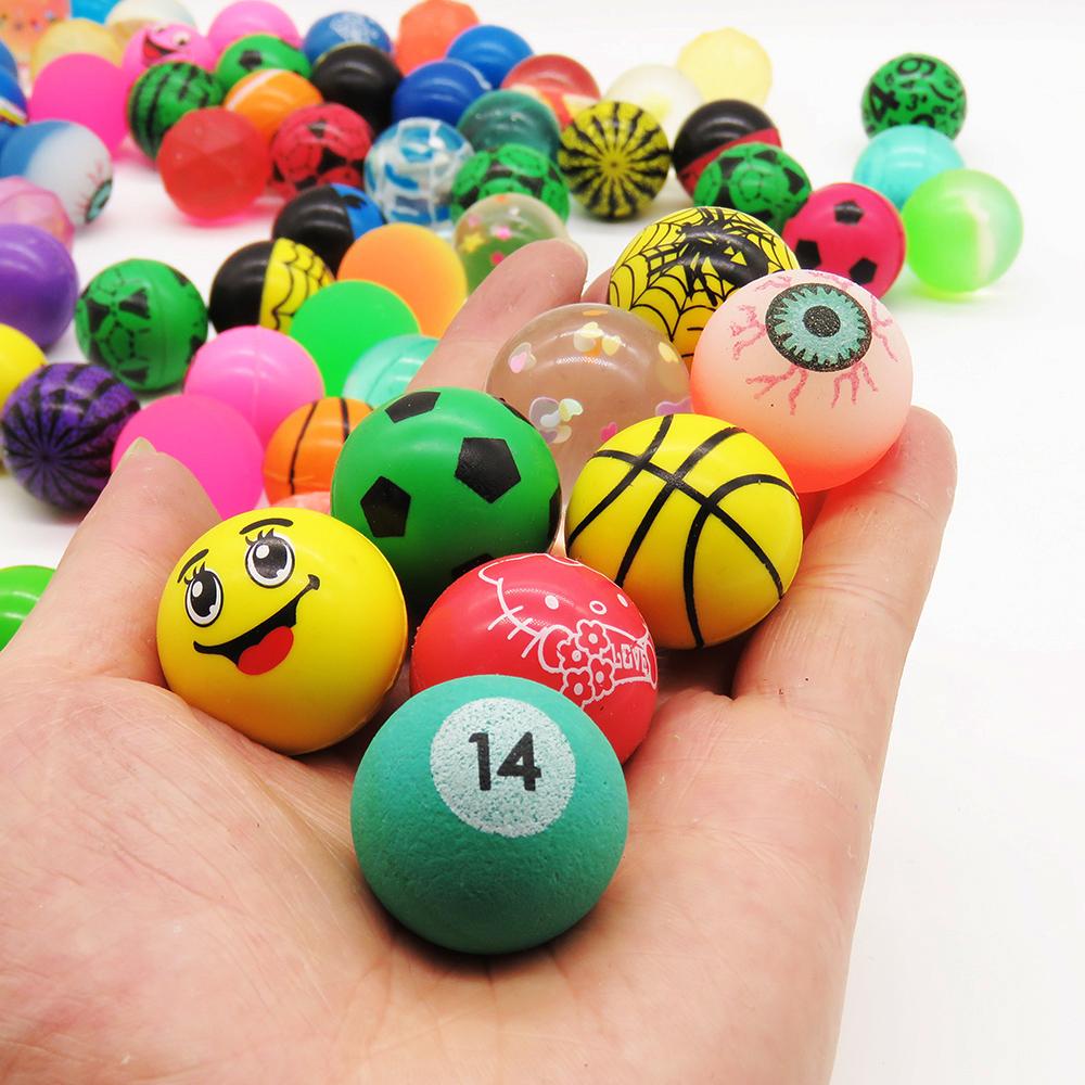 ราคาถูกจีนของเล่นผู้ผลิตขายส่ง crazy bounce ball custom ความเครียด bouncing balls