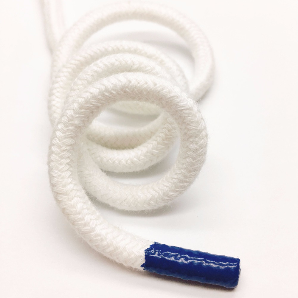 wholesale twisted drawcord, cotton dipping cord for garment