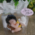 Cute Sleeping Baby Candle For Birthday Souvenirs Gifts Favor