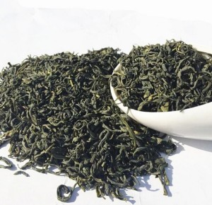 Oganic spring first flush Pi Lo Chun B spring China green tea Direct Manufacturer CERES BRC control EU Standard