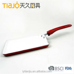 hot selling superior quality aluminum nonstick griddle