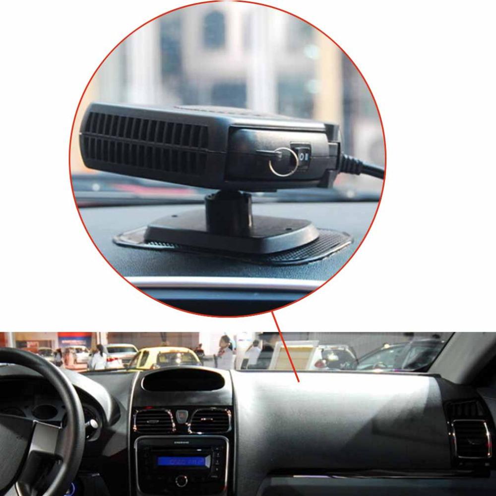 12 В авто автомобиль портативный сушилка портативный керамический нагревательный охлаждения автомобиля стекол демистер