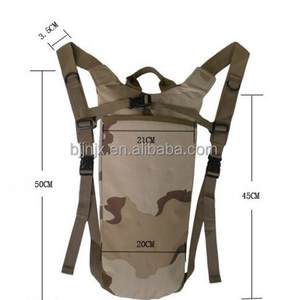 water backpack outdoor packbag camo with bladder