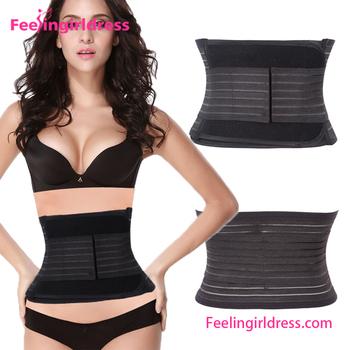 8022d1e2e Private Logo Cheap Women Black Slimming Shaper Medical Elastic Waist Belt