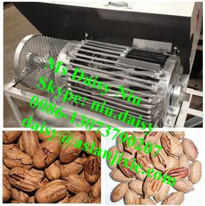 automatic pecan sheller machine