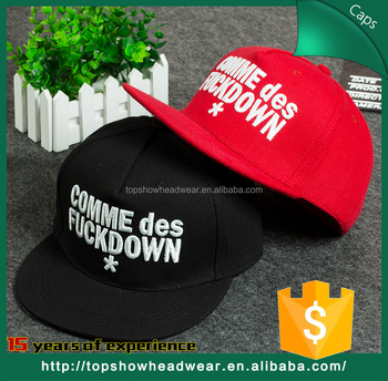 a4a790fa Custom High Quality grey Snapback Hat/Cap With 3D Embroidery Logo And Black  Brim