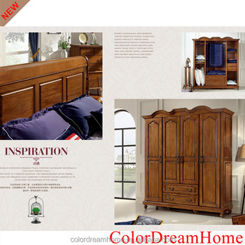 America Country Style Bedroom Furniture Sets Modern 4 Door Wardrobe - Buy 4  Door Wardrobe,Modern Design Bedroom Furniture Wardrobe,Door Wardrobe ...