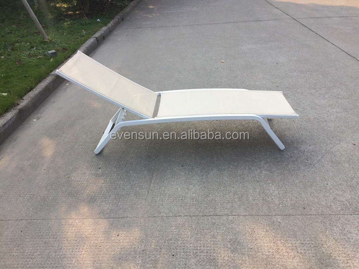 Outdoor Garden Removable Chaise Lounge Modern Chaise Lounge Sofa Chair