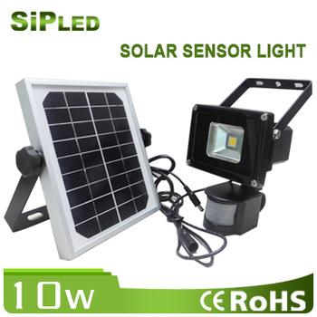 Wholesale Energy Saving Solar LED Flood Light 10W / Solar Powered ...