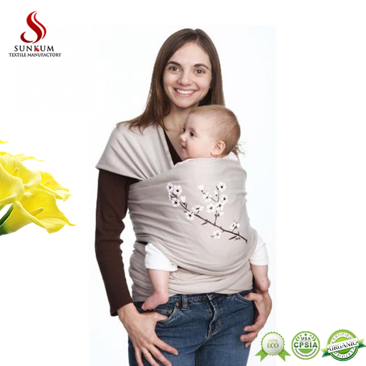 Best stretchy cotton babywearing cheap baby wrap sling carrier