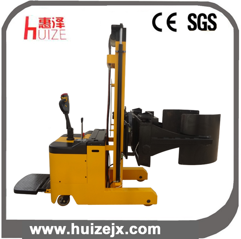 Hand Manual Roll Paper Lifting Equipment For Warehouse