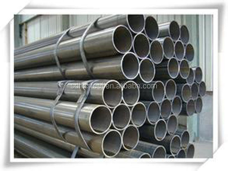 insulation pipe & anti-corrosion 3PE ERW coated lsaw steel pipes/tubes x42 x52 x60 x70 for water oil and gas