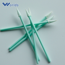 Industriële Reinigingsspatel/<span class=keywords><strong>Polyester</strong></span> Wattenstaafje Cleanroom Swabs
