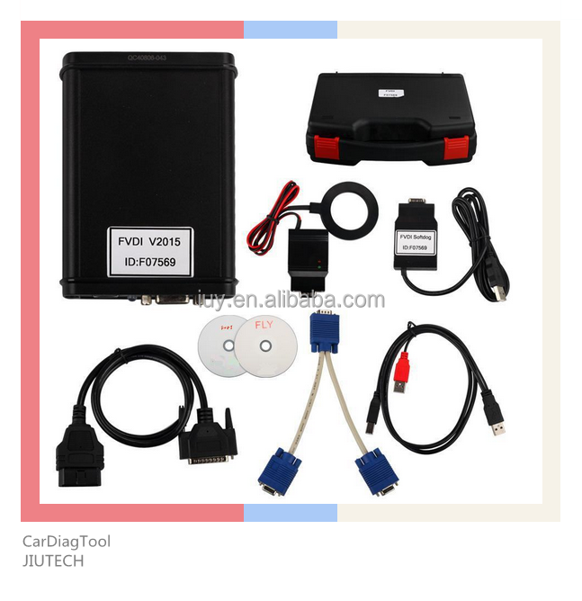 Diagnostic Interface FVDI ABRITES Commander for Opel And Vauxhall Motorcycle diagnostic tools for Opel car key programming tools