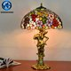 Industrial imitation tiffany lamps hot selling in China marketplace indoor decoration light led light night reading lamp