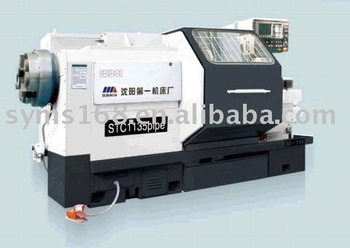 cnc pipe threading lathe stc1135pipe view pipe threading smtcl