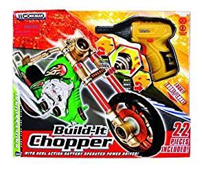 Workman Build It Toy Chopper