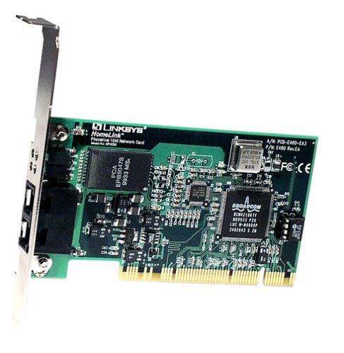 Cisco-Linksys HPN200 HomeLink Phoneline 10M Network Card